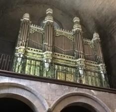 Orgue Guillemin, St Etienne, Agde