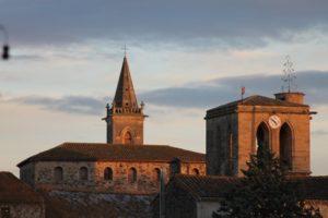 Abbatiale de St Thibéry